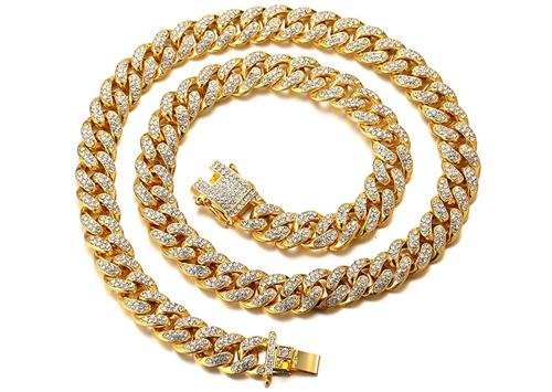 Vender Collar Oro Madrid