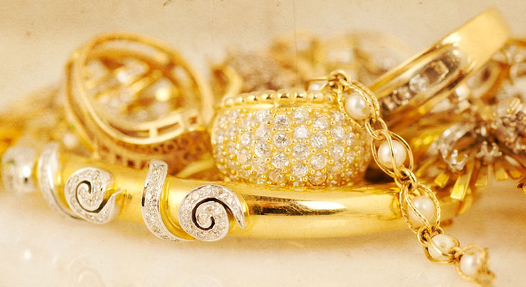 Compra Joyas Oro Antiguas Segunda Mano